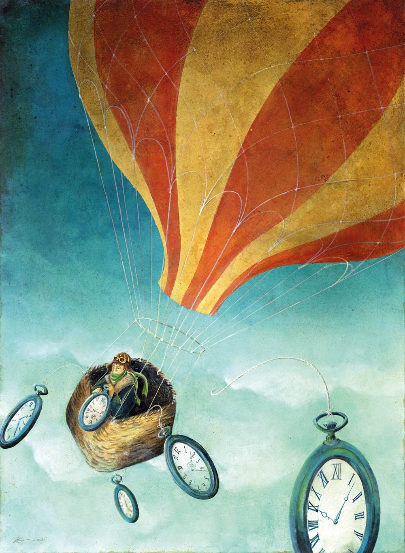 Ballonfahrt_Illustration-Susanne-Brem_Acryl-auf-Karton