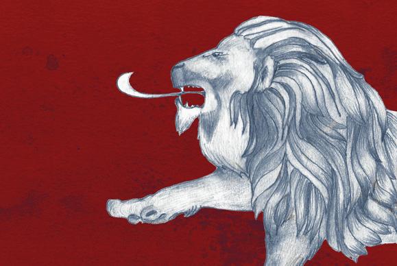 Loewe_susannebrem_illustration_heraldik_wappentier