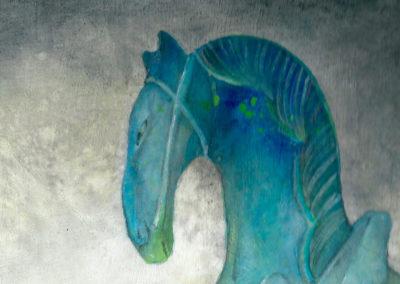 Chinesiches Pferd