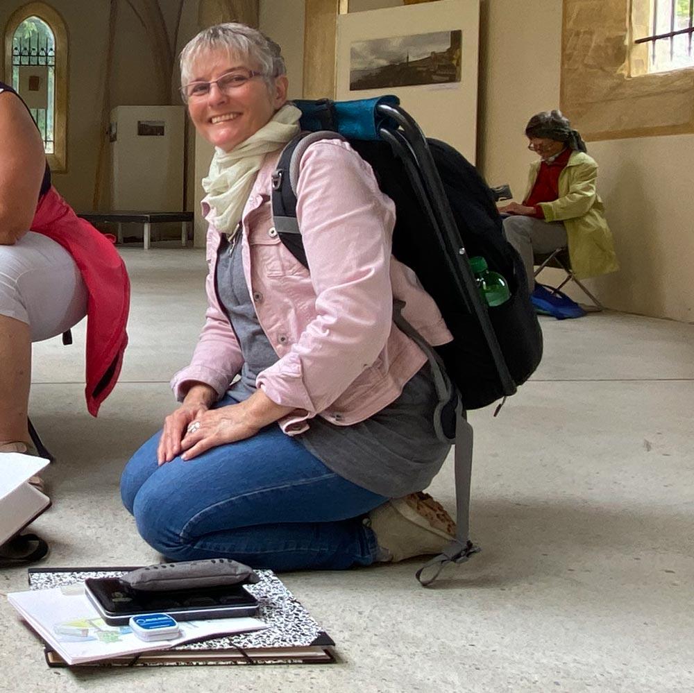 Unterwegs mit Baumeler Reisen in Murten und in Seeland Leitung Susanne Brem